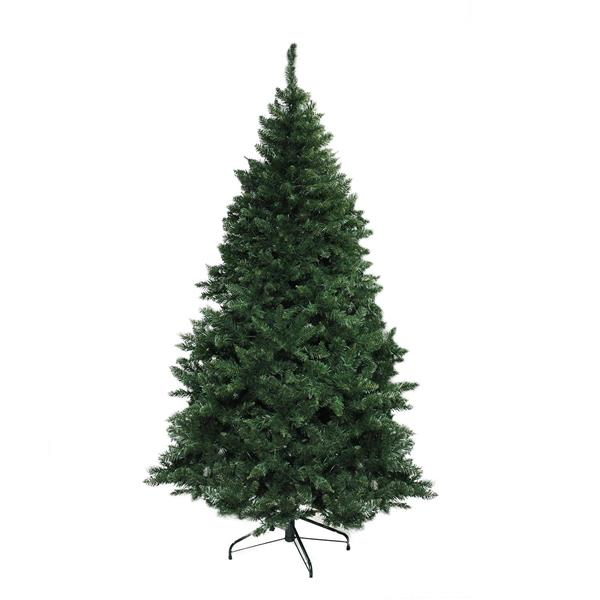 Northlight Buffalo Fir Medium Artificial Christmas Tree - 6.5-ft x 49-in
