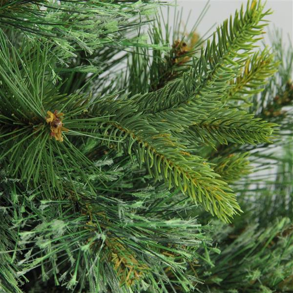 Northlight Pine Full Christmas Tree - Mixed Cashmere - 4.5-ft x 37-in