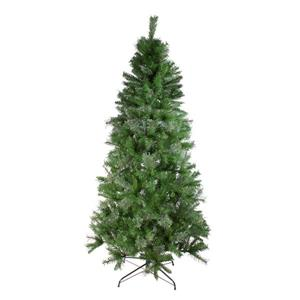 Northlight Pine Medium Artificial Christmas Tree - Mixed Cashmere - 7.5-ft