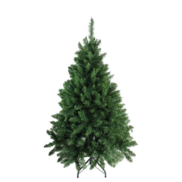 Northlight Buffalo Fir Full Artificial Christmas Tree - 4.5-ft x 37-in