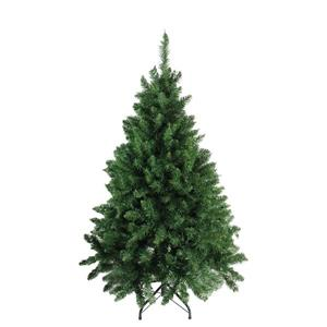 Northlight Buffalo Fir Full Artificial Christmas Tree - 4.5-ft x 37-in