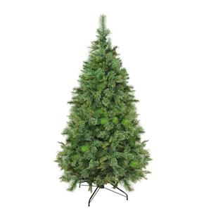 Northlight Pine Full Christmas Tree - Mixed Cashmere - 7.5-ft x 55-in