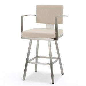 Best Selling Home Decor Dione Modern Counter Stool - Off-white