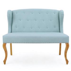 Canapé Bunny de Best Selling Home Decor, bleu pâle
