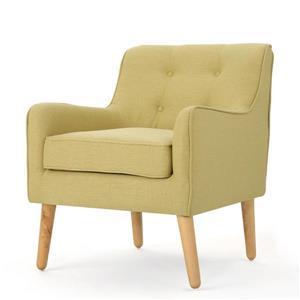Fauteuil d'appoint Felicity de Best Selling Home Decor, jaune