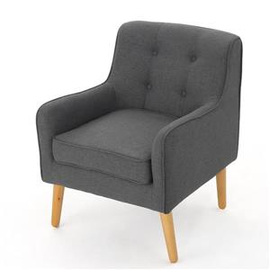 Best Selling Home Decor Felicity Mid Century Accent Chair - Gray