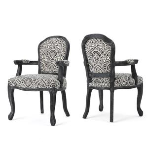 Best Selling Home Decor Trisha Dining Chair - Black - Set of 2