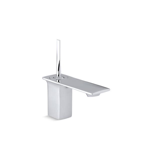 KOHLER Stance single-handle bathroom sink faucet - Polished Chrome