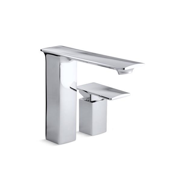 KOHLER Stance bath faucet with lever handle - Polished Chrome