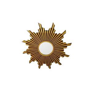Plata Decor Aura Mirror - Gold  -  40-in