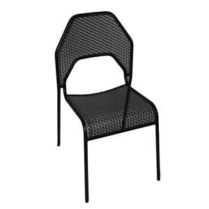 Plata Decor Meshi Dining Chair - Black