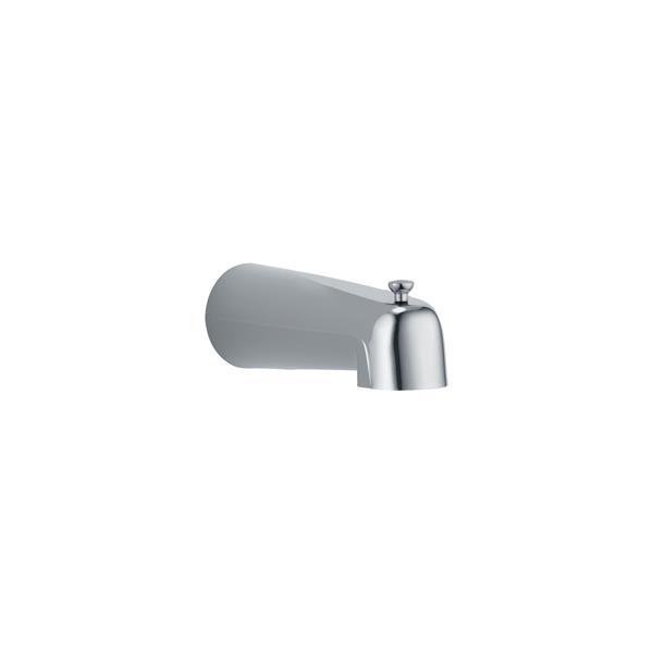Delta Tub Spout - Pull-Up Diverter - Chrome