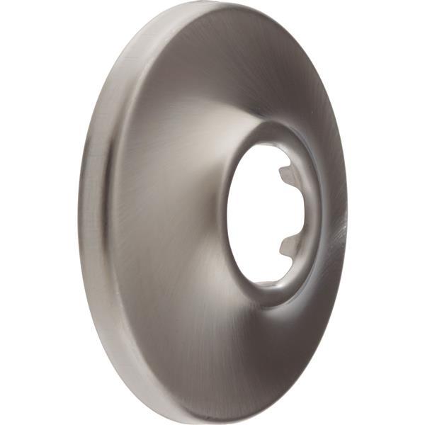 Delta Shower Flange - Stainless Steel