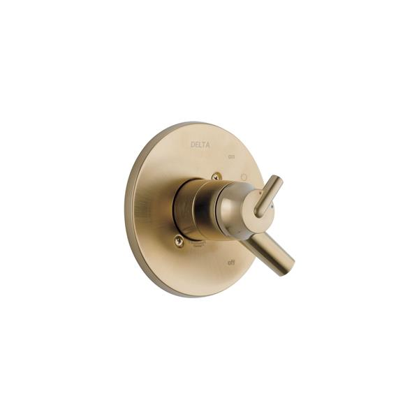 Delta Monitor® 14 Series Bath and Shower Faucet with Hand Shower - Champagne Bronze