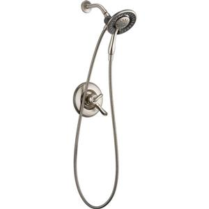 Delta Linden 17 Series Shower Trim Set - Hand Shower - Stainless Steel