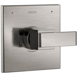 Garniture de valve Ara Série 14 de Delta, acier inoxydable