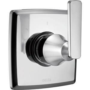 Delta Ashlyn Diverter Trim - 3-Setting - 2-Port - Chrome