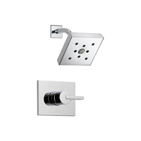 Delta Classic 17 Series Bath and Shower Trim Set - Hand Shower - Chrome