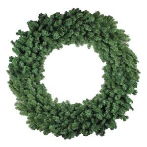 Northlight Commercial Size Colorado Pine Artificial Christmas Wreath - Green
