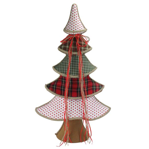 Northlight Holiday Moments Christmas Tree Decoration - Red/Green/White