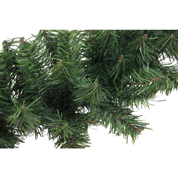 Northlight Commercial Canadian Pine Artificial Christmas Garland
