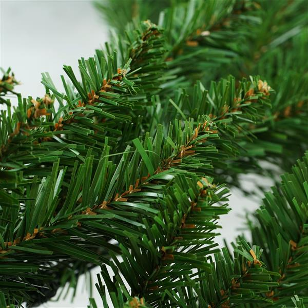 Northlight Eastern Pine Artificial Christmas Wreath - 48-in - Green