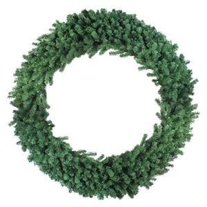 Northlight Deluxe Windsor Pine Artificial Christmas Wreath - Green