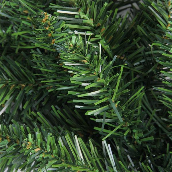 Northlight Buffalo Fir Artificial Christmas Garland - 50-ft - Green
