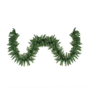 Northlight Buffalo Fir Artificial Christmas Garland - 50-ft - Green