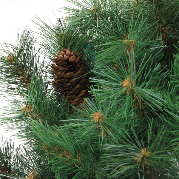 Northlight Royal Oregon Pine Artificial Christmas Wreath - 48-in - Green