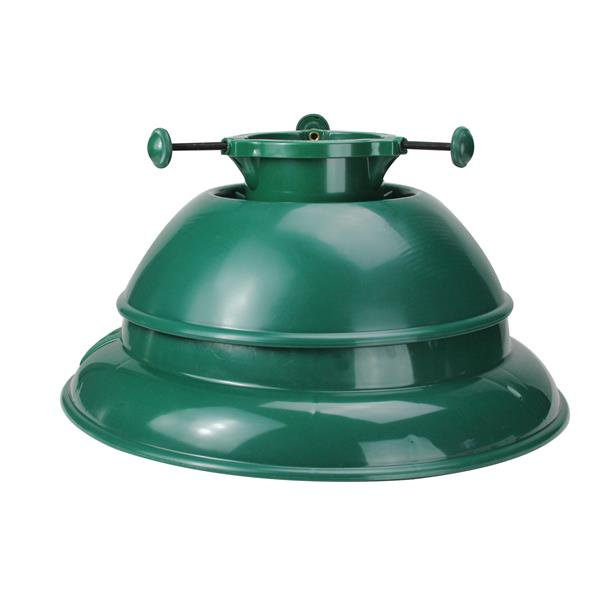 Dyno Swivel Straight Christmas Tree Stand - 4.75-in - Green