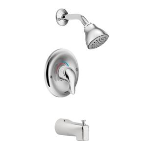 Moen Chateau Posi-Temp(R) Tub/Shower - Chrome