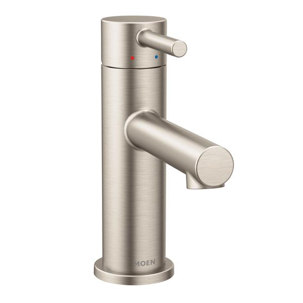 Moen Align Bathroom Faucet - One-Handle - Brushed Nickel