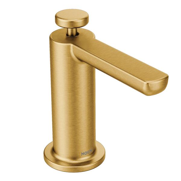Moen  Premium Soap Dispenser - Brushed Gold