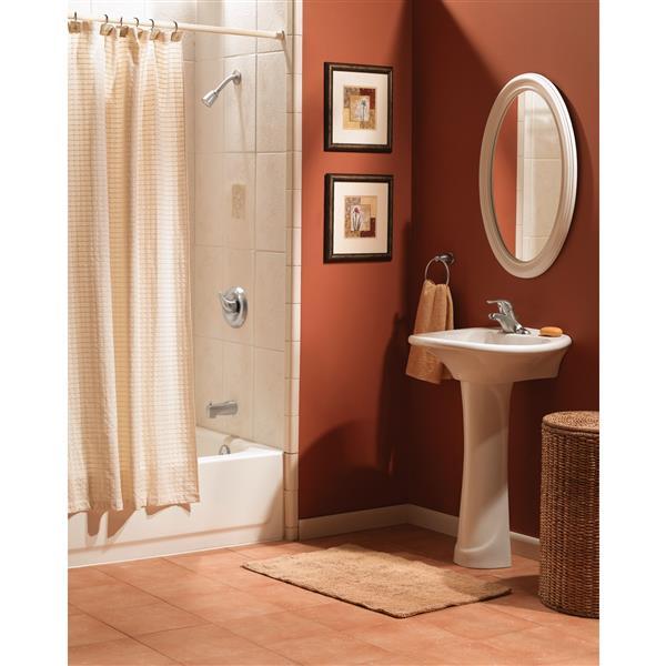 Moen Chateau Chrome Posi-Temp(R) Tub/Shower - Chrome (Valve Sold Separately)