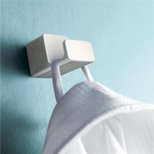 Moen 90 Degree Single Robe Hook -  Brushed Nickel