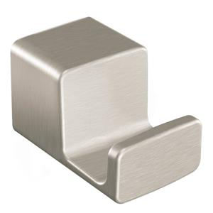 Moen 90 Degree Single Robe Hook -  Brushed Nickel