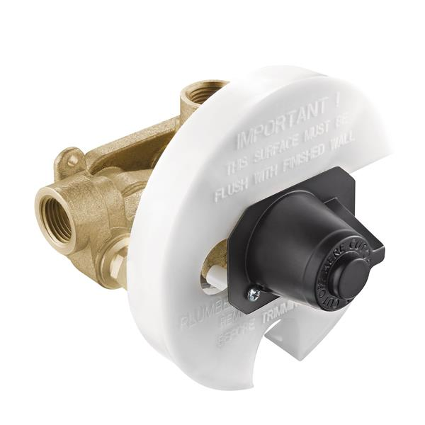 Moen M-PACT Valve Moentrol(R) 1/2-in Ips Connection Volume Control