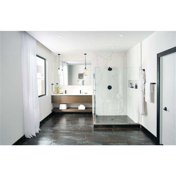 Moen Align Bathroom Faucet - One-Handle - Matte Black
