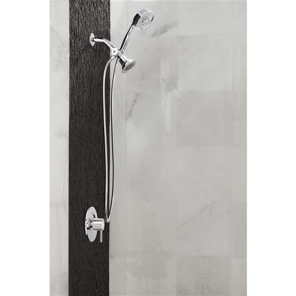 Moen Align Posi-Temp(R) Tub/Shower - Brushed Nickel (Valve Sold Separately)
