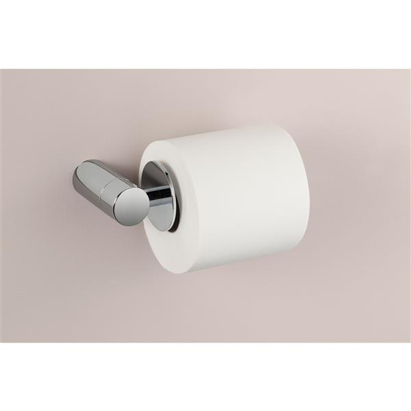 Moen Align Single-Post Paper Holder -  Chrome
