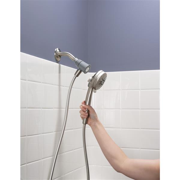 Moen Engage Eco-Performance. Handshower Shower - Brushed Nickel