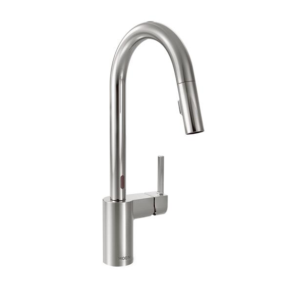Moen Align Kitchen Faucet - One-Handle Pulldown- Chrome