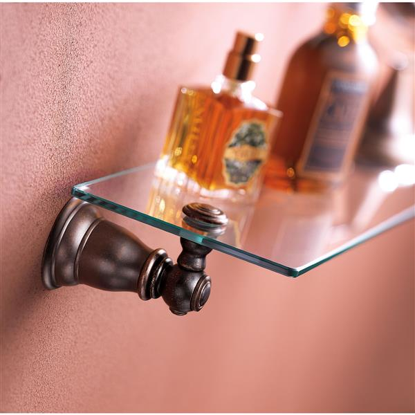 Moen Kingsley Vanity Shelf - Oil Rubbed Bronze