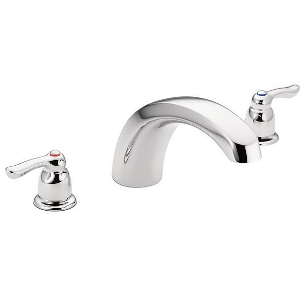 Moen Chateau Roman Tub Faucet - Two-Handle - Chrome