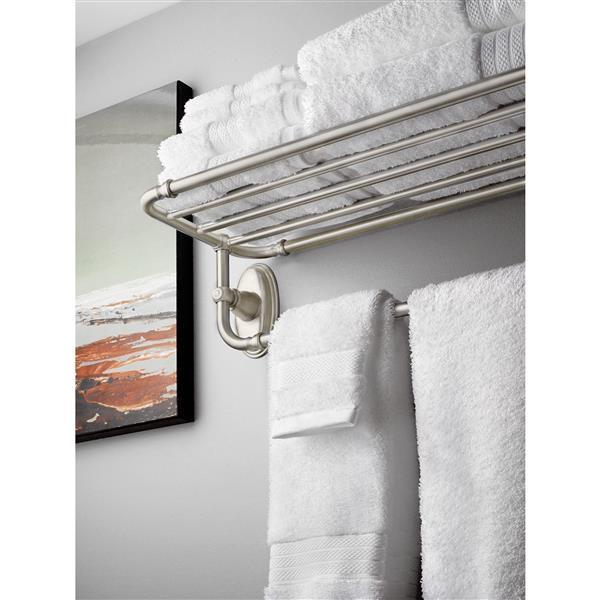 Moen Kingsley Towel Shelf - Chrome T