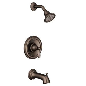 Moen Brantford Posi-Temp(R) Tub/Shower - Oil Rubbed Bronze