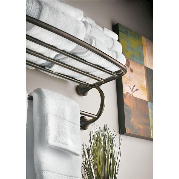 Moen EVA Towel Shelf - Oil Rubbed Bronze