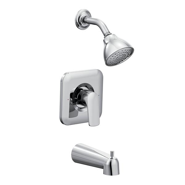 Moen Rizon Posi-Temp(R) Tub/Shower - Chrome
