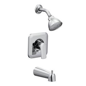 Moen Rizon Posi-Temp(R) Tub/Shower - Chrome (Valve Sold Separately)